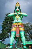 Giant statue of Hanuman — Stock Photo