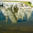 Reflection of Wat Rong Khun — Stock fotografie #10616093
