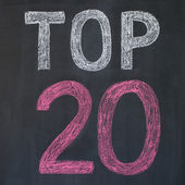 Top 20 — Stock Photo