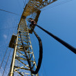 Drilling derrick — Stock Photo #9803831