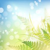 春天的活力άνοιξη ζωτικότητα — 图库矢量图片