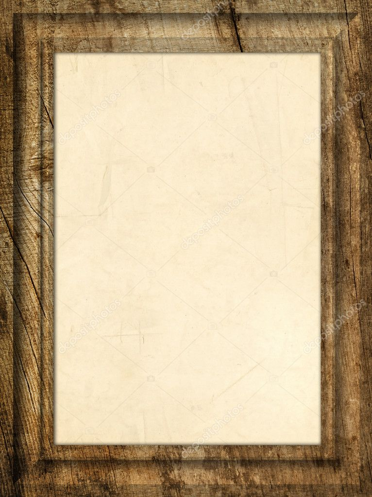 木质画框贴图材质