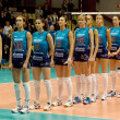 Volleybal team Dynamo(MSC) — Stock Photo #10059719