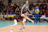 Svetlana krioutchkova. libero de dynamo moscou — Photo