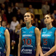 V.Ulyakina(9), A.Matienko(10), E.Yaneva(5), M.Perepelkina(3) — Stock Photo #10060614