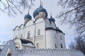 Alexandrovsky Cathedral — Stock Photo