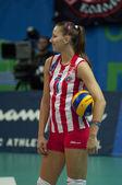 Volleybal — Stockfoto