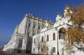 The Annunciation Cathedral, Moscow Kremlin, Russia — Stock Photo