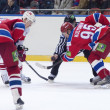 "Hockey match ""Spartak""-""CSKA"" - Stock Photo"