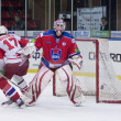 "Hockey match ""Spartak""-""CSKA"" — Stock Photo"