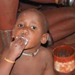 Little himba boy — Stock Photo #9105237