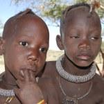 Little himba boy — Stock Photo #9105240