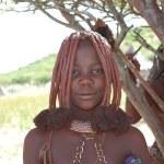 Little himba boy — Stock Photo #9105293