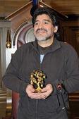Diego Maradona — Stock fotografie