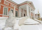 Rusya'nın seyahat. moskova, kuskovo emlak — Stok fotoğraf