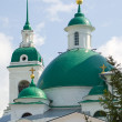 Spaso-Yakovlevsky Monastery - Stock Photo