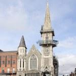 Abbey Church in Dublin, Ireland — Stock Photo