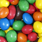 Colored candy — Stock Photo