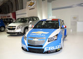 Chevrolet Cruze WTCC edition — Stock Photo