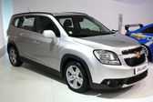 Chevrolet Orlando — Stock Photo