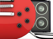 Guitar — Stockfoto