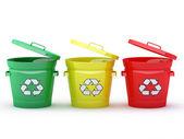 Recycle Bin — Stock Photo