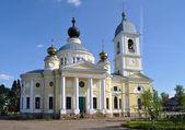 Church in Russia — Stock Photo