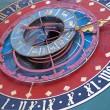 reloj zodiacal en Berna — Foto de Stock