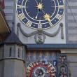 Zodiacal clock in Bern — Stock Photo