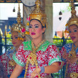 Thai dance — Stock Photo