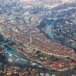 Aerial view of Bern — Stock Photo