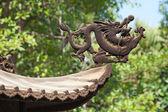 Po Lin monastery — Stock Photo