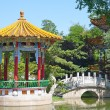 Traditional chinese garden — Stock Photo #8399724