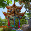 Traditional chinese garden — Stock Photo #8399744