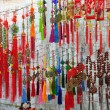 Traditional Chinese souvenirs — Stock Photo