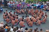 Kecak dance — Stock Photo