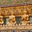 Grand Palace, Bangkok, Thailand — Stockfoto
