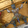 Grand Palace, Bangkok, Thailand - Foto Stock