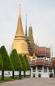 Grand Palace and Temple of Emerald Buddha — Stok fotoğraf