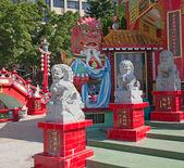 Kwan Yin Temple — Stock Photo