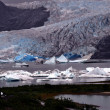 Stock Photo: Alaskan Glaciers