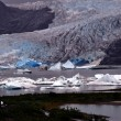 Alaskan Glaciers — Stock Photo