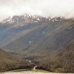 Alaskan Mountains — Stock Photo