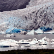 Stock Photo: AlaskGlaciers