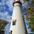 Stock Photo: Marblehead Lighthouse - Ohio