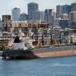 Stock Photo: Seattle shoreline