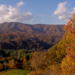 Asheville North Carolina Mountains — Stock Photo