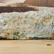 AlaskGlacier and Boat — Stock fotografie #8770466
