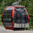 Mountain Gondola — Stock Photo #9746217