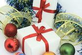 圣诞节装饰 — 图库照片